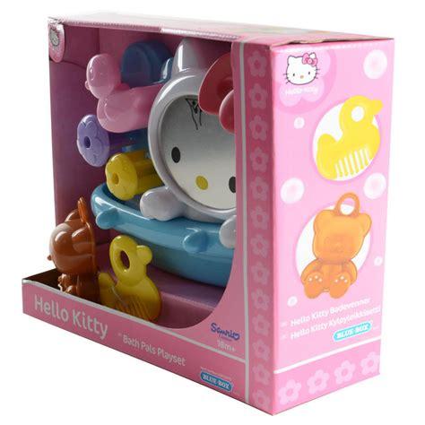 hello kitty bathroom games hello kitty bath tub pals kids bath tub playset with teddy