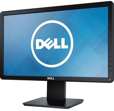Dell E1914H 18.5 Inch Screen LED Lit Monitor [Black