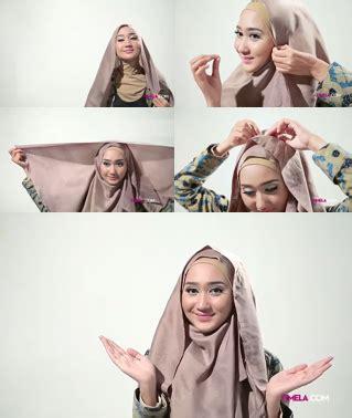 tutorial hijab ala dian pelangi terbaru 2016 tutorial jilbab modern ala dian pelangi terbaru