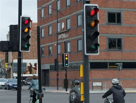 what does a traffic light traffic signal investment set for green light liverpool