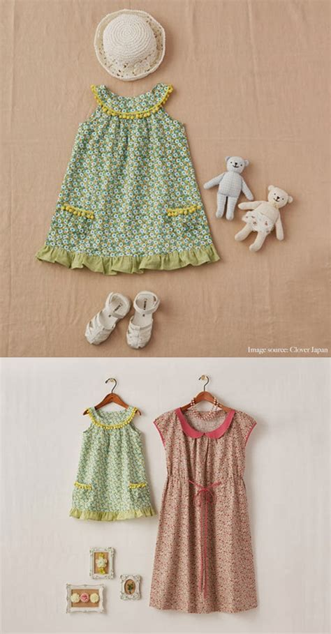 pattern dress free girl free japanese pattern with english instructions