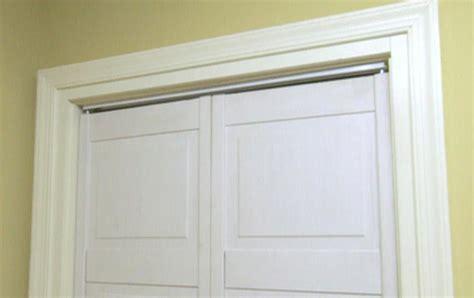 fix sliding closet doors fix  handyman