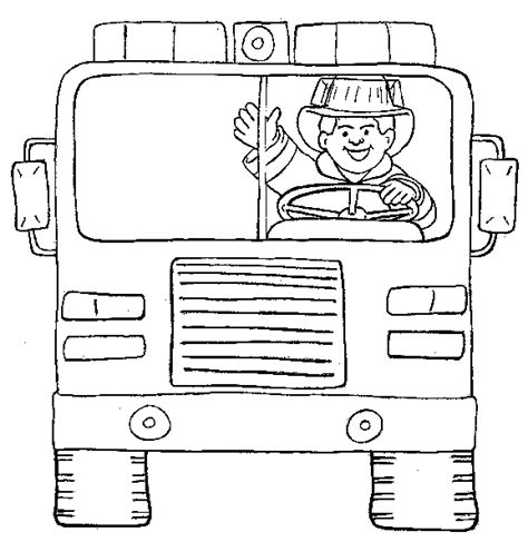 rescue truck coloring page interlinc city of lincoln fire rescue department