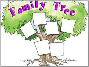 free templates for family tree basic family tree template for pictures reference
