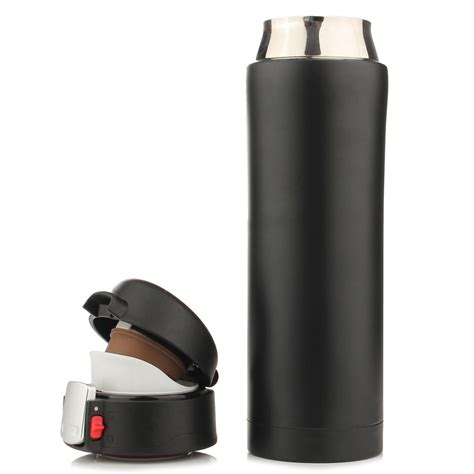 Crown Water Thermos 500ml 500ml travel mug tea coffee water vacuum cup thermos bottle stainless steel f6 ebay