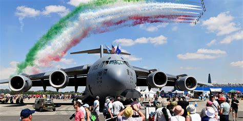 airshow news saturday sell   air tattoo uk airshow  news information
