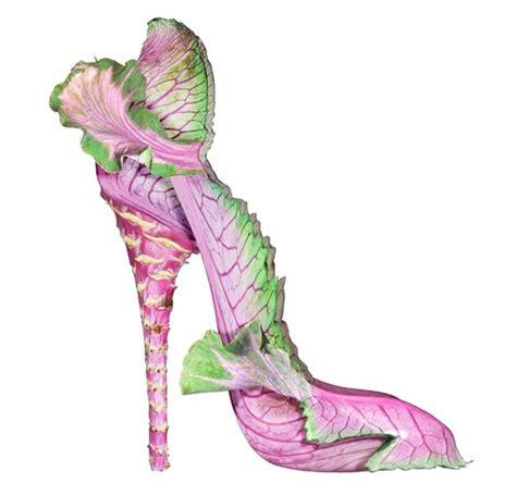 flowers shoes fleur shoes by michel tcherevkoff plant propaganda