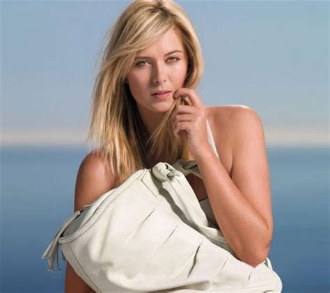Maryca Syari cool stuff sharapova