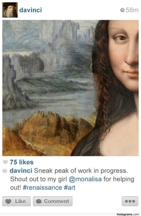 imagenes historicas instagram si instagram fb y twitter hubieran existido siempre ceslava