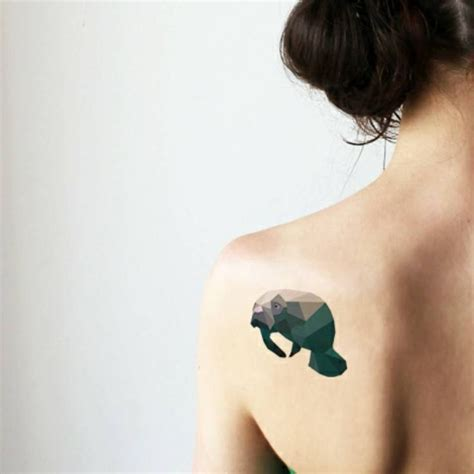 manatee tattoo best 25 tatoo designs ideas on geometric