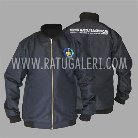desain jaket teknik hasil produksi dan desain jaket taslan milky teknik
