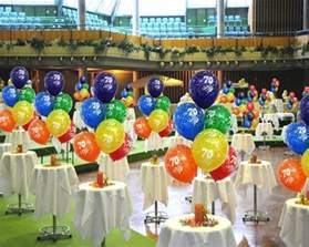 dekoration 70 geburtstag ballonsupermarkt onlineshop de zum 70 geburtstag 100