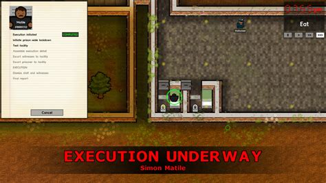 Small Camp Chair Execution Prison Architect Wiki Fandom Powered By Wikia