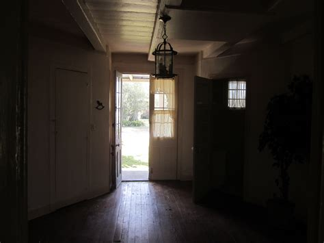 At The House Door by File Nmp 1780s House Interior Sala Front Door 2 Jpg