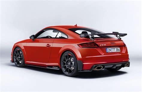 Audi Accessoires by Audi Sport Announces Racy Performance Parts Accessories