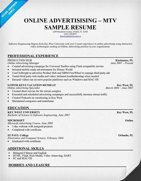 Edit Resume Online by Edit Resume Online Edit My Resume With Free Resume