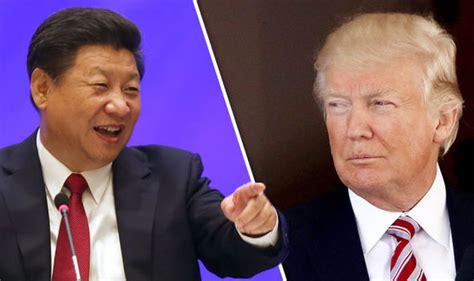 trump china north korea north korea news china slams trump after unacceptable