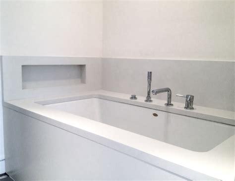 bathtub with surround in one piece 8 best concrete tub surrounds trueform concrete images