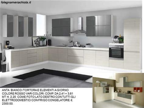 cucina grigio antracite cucina grigio tranche e antracite lucido n 148 m n