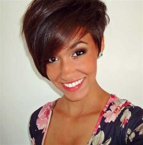 asymettrical hair cut for older women with bangs really trendy asymmetrical pixie cut short hairstyles