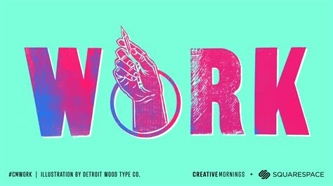 work creativemornings themes