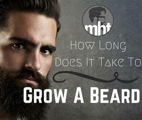 how long does it take to grow a rachel haircut how long does it take to grow a beard men s hairstyles