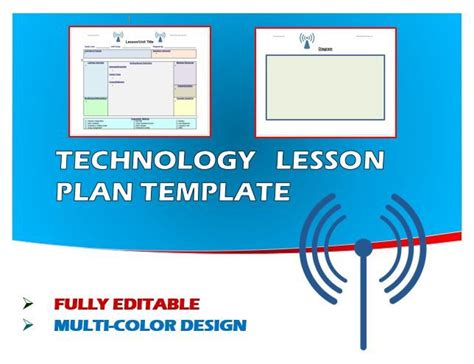 Technology Lesson Plan Template by 17 Best Images About Anti Bullying On Books For Children Lesson Plan Templates And