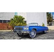 Blue  Donk Car Gallery Forgiato
