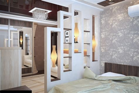 raumteiler ideen raumteiler f 252 r schlafzimmer 31 ideen zur abgrenzung