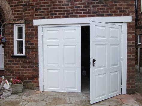 Beaumont Garage by Side Hinged Doors Doors
