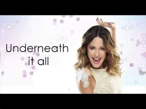 martina stoessel all alba sorger 242 testo doovi