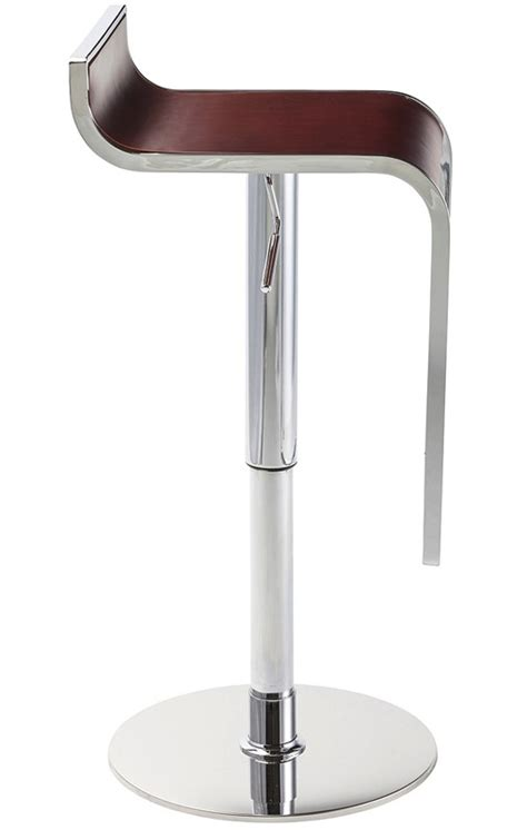 Nero Bar Stool by Nuevo Nero Bar Stool Free Fast Shipping