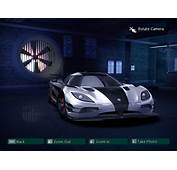 Need For Speed Carbon Koenigsegg One1  NFSCars