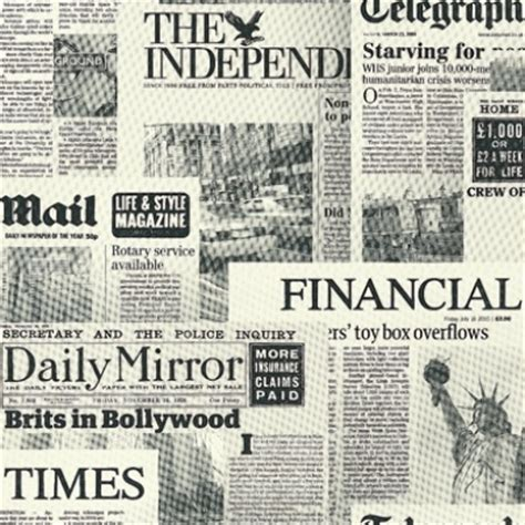 newspaper layout black and white hip fun hp20600 brewers wallpapers a quirky