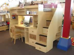 how to build a loft bed with desk pdf diy bunk bed plans with desk underneath bunk