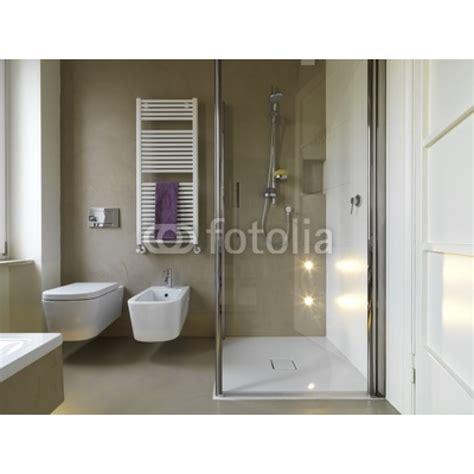 bagno in vetro architettura bagno moderno con doccia in muratura e vetro