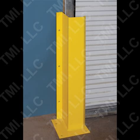 Overhead Door Track Guards Overhead Door Track Guards Industrial Dock Supplies Tmi Llc