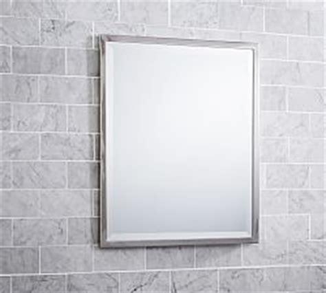 bathroom mirror sizes bathroom mirrors medicine cabinets pottery barn