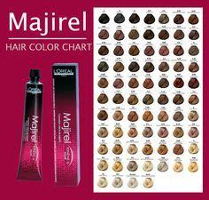 l oreal professional majirel majiblond majirouge hair colour loreal 50ml włosy
