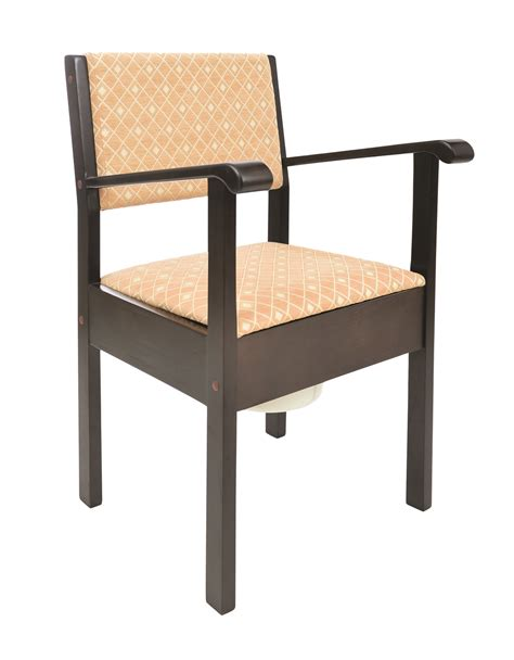 Wooden Commode by Aidapt Wooden Commode Chair T Plus