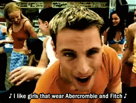 Abercrombie Fitch The Of The Bunch by The 20 Worst Lines From Lfo S Summer Huffpost