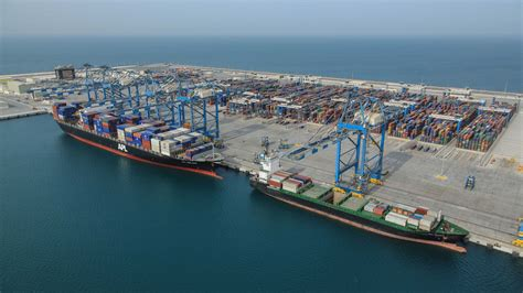 emirati ports move forward with automation