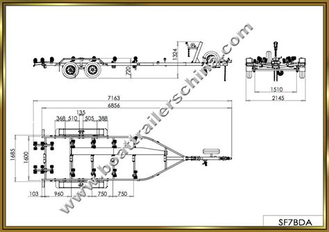 boat trailer width trailer axle width chart pictures to pin on pinterest