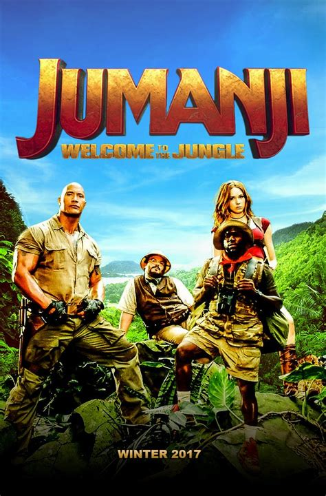 Jumanji Film Review | jumanji movie review canyon echoes