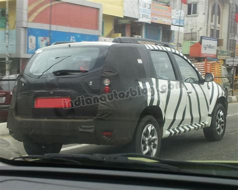 nissan terrano india interior nissan terrano india launch in september 2 mules spotted