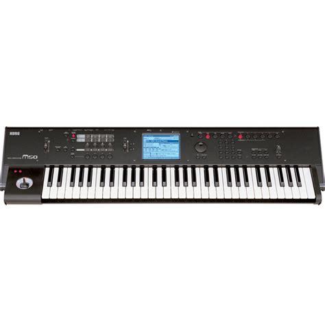 Keyboard Korg M50 Korg M50 73 Key Workstation Used At Gear4music Ie