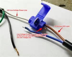 Landscape Lighting Low Voltage Led - landscape lighting low voltage wiring guide goldengadgets