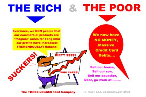 Do The Rich Blogistas Get Richer Necessarily by Commercial Products Geomancywiki