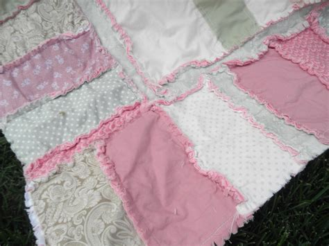 Rag Quilt Pattern Free by Guest Project Ruffled Flower Rag Quilt Free