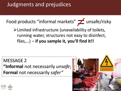 Formal And Informal Credit Markets In Formal And Informal Markets Beyond Appearance